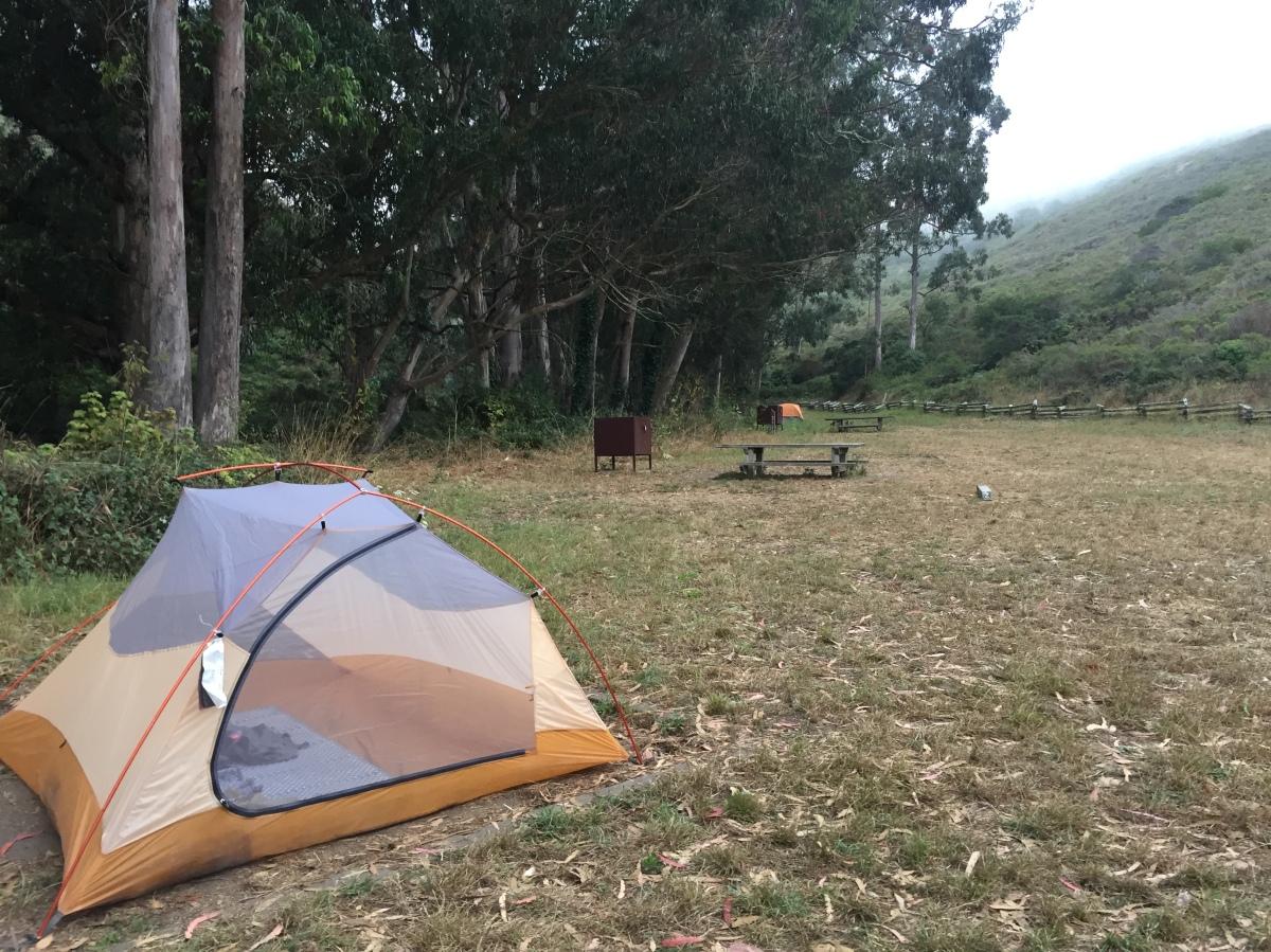 Midweek Camping